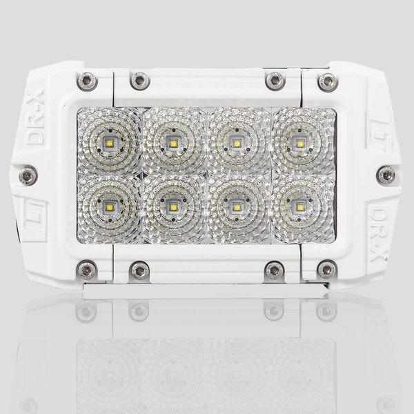 6 LED Lightbar DR-X Marine 35° 24W
