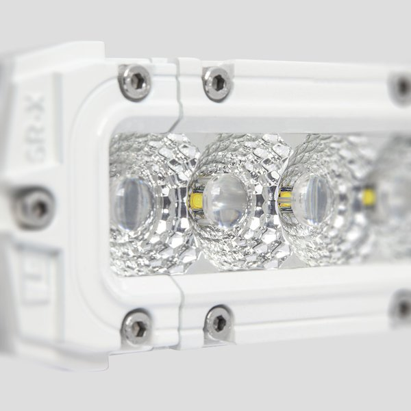 4 LED Lightbar SR-X 35° 20W white