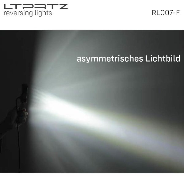 Asymmetric Reversing Light RL007-F