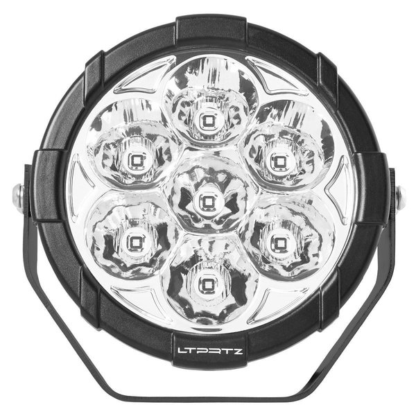 LED UltraLux Driving Light 10° DL108-S ECE