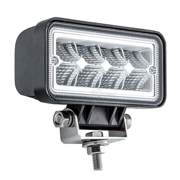 12W Work Light 50° Modell WL103-F ECE